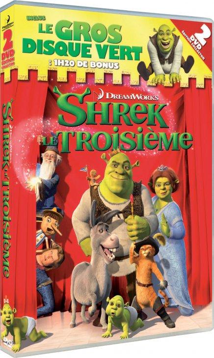 Shrek 4: une date, un titre