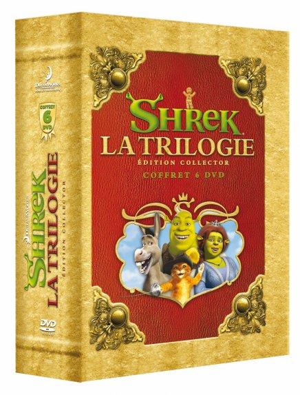 Shrek 3 en DVD : plus d'info