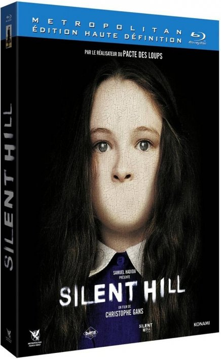 Blu-ray du film Silent Hill de Christophe Gans
