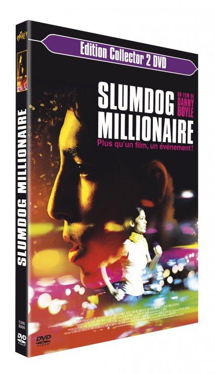 Test DVD Slumdog Millionaire - Edition Collector 2DVD