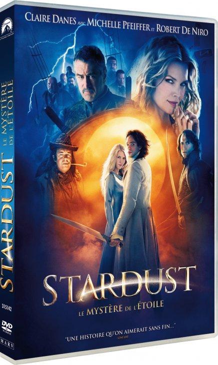 Tout sur Stardust en DVD et HD-DVD et HD-DVD