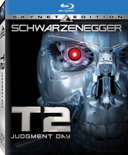 Tout sur Terminator 2 en Blu-Ray : Skynet Edition (MAJ) (MAJ)