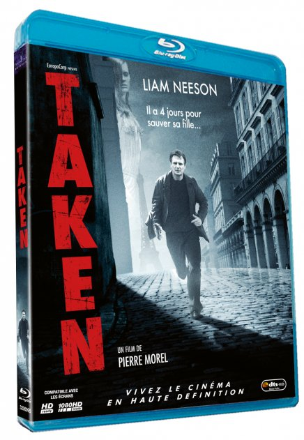 Taken – Blu-ray