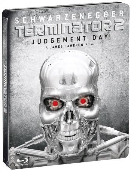 Test Blu Ray : Terminator 2 : Skynet Edition
