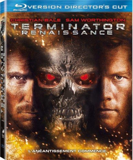Test du Blu-Ray Terminator renaissance
