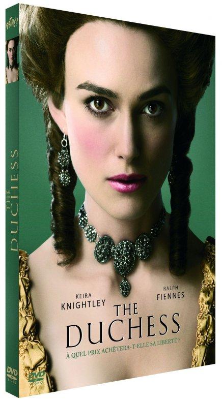 The Duchess : en DVD mais pas en Blu-Ray