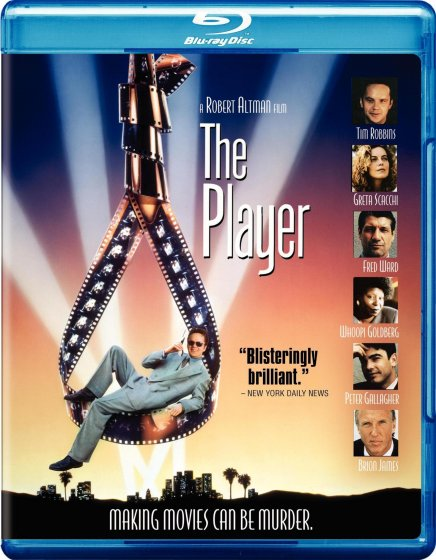 The Player de Robert Altman sortira en Blu-ray en septembre