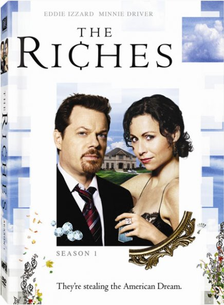 The Riches en coffret 3 DVD