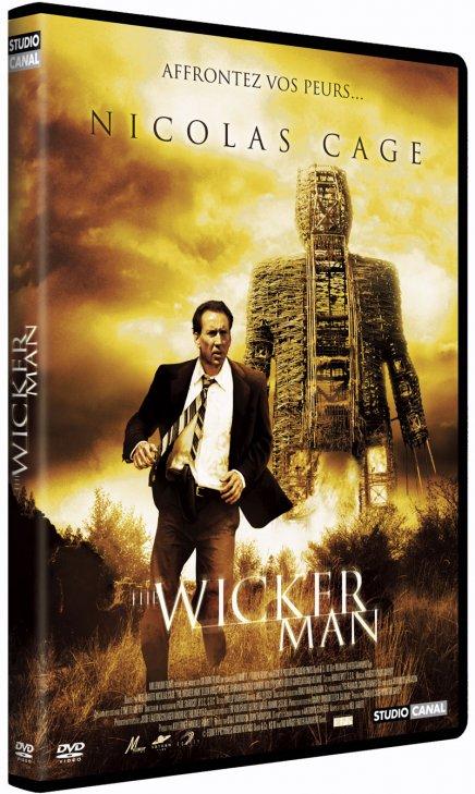 The Wicker Man en DVD