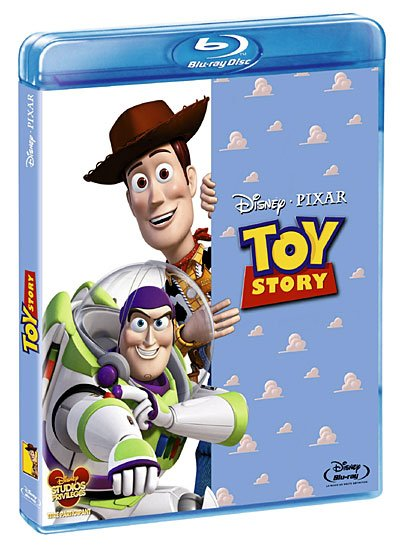 Test du Blu-Ray Test du Blu-Ray Toy Story