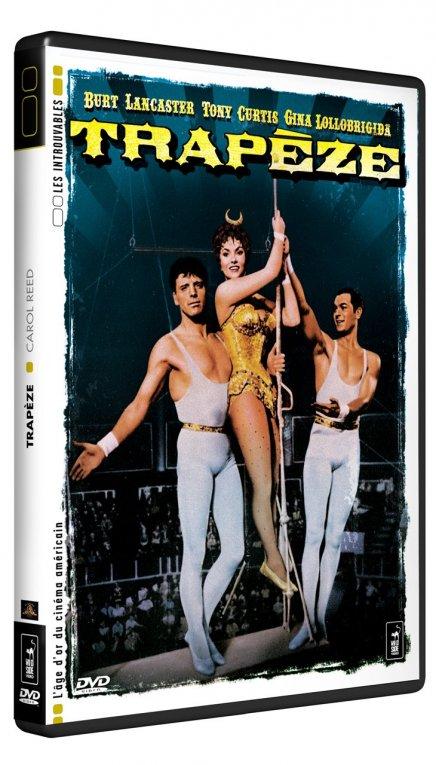 Test DVD Trapèze