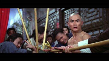 Trilogie La 36ème Chambre de Shaolin