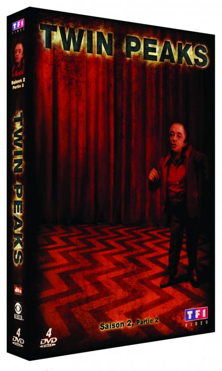 Twin Peak Saison 2 en DVD : la date, les visuels