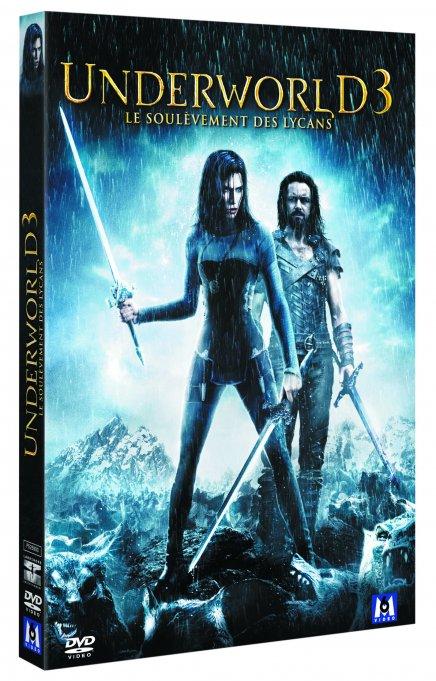 Underworld 3 : un Blu-ray bien généreux