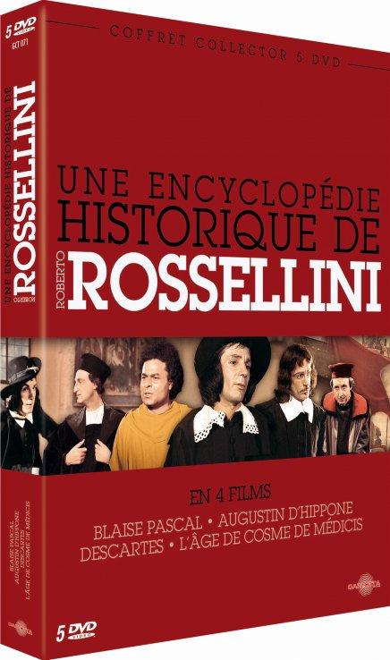 Test DVD Une encyclopédie historique de Roberto Rossellini