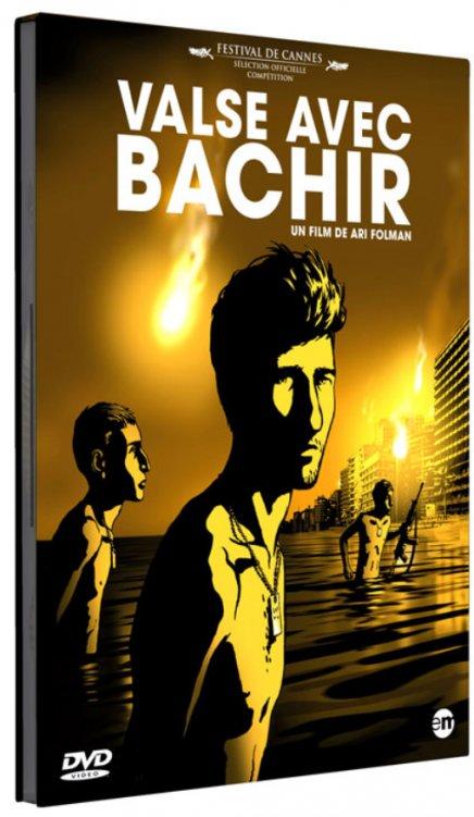 Test DVD Test DVD Valse avec Bachir