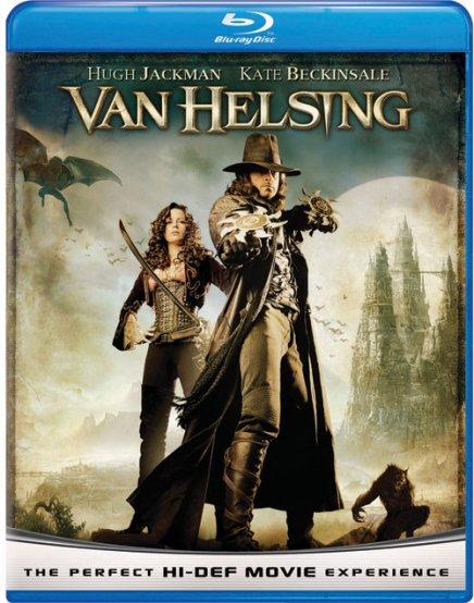Le film Van Helsing de Stephen Sommers annoncé en Blu-Ray