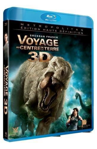 Voyage au centre de la terre – Blu-Ray