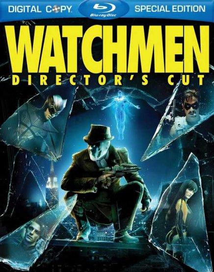 Test Blu Ray de Watchmen