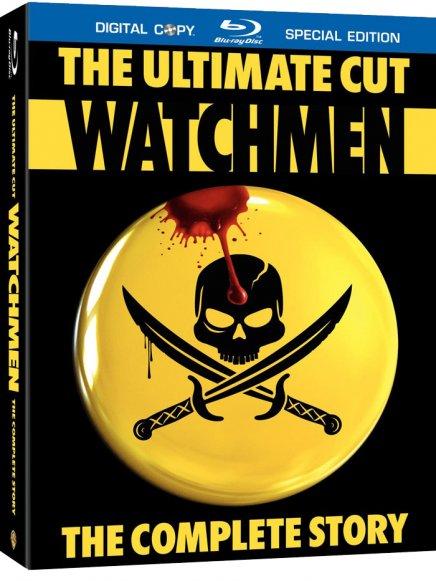 Watchmen The Ultimate Cut en DVD et Blu-Ray