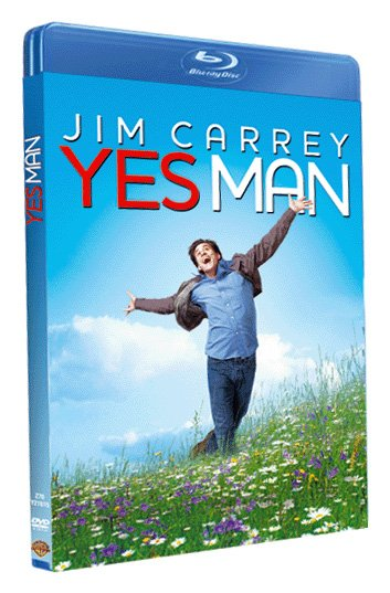 chronique du bluray de yes man