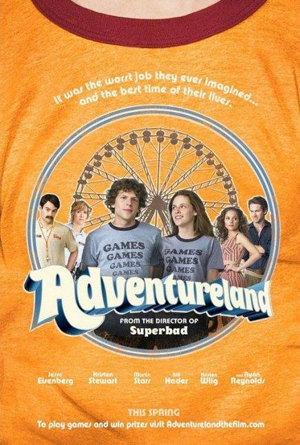 Adventureland de Greg Mottola sortira directement en DVD