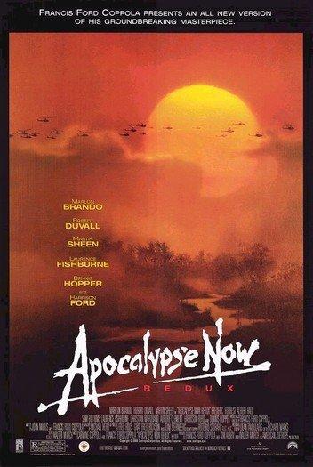 Bientôt un Blu-ray d'Apocalypse Now de Francis Ford Coppola