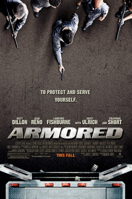 Armored : bande-annonce