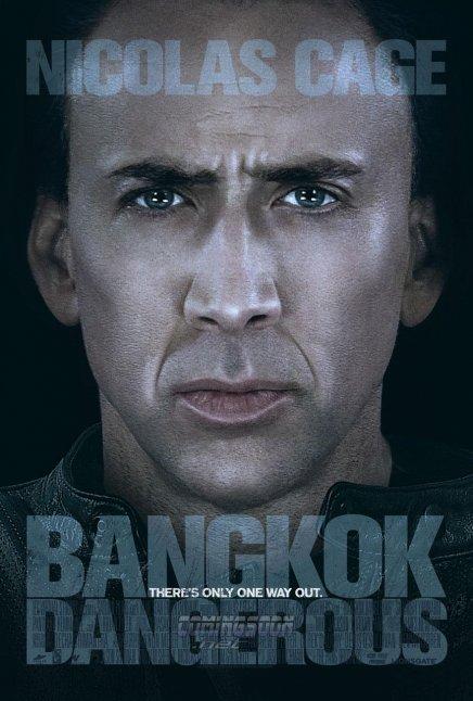 Bangkok Dangerous US : l'affiche