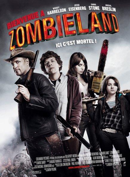 Bienvenue à Zombieland 2 en 3-D relief ?