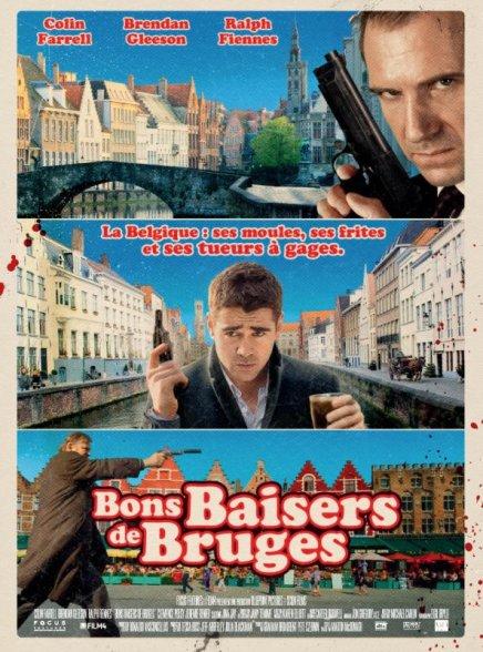 Critique Critique Bons Baisers de Bruges