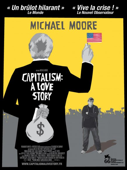 Critique du film Critique du film Capitalism : A Love Story