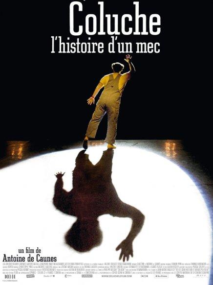 Critique Coluche, l'histoire d'un mec