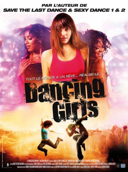 Critique du film Dancing Girls