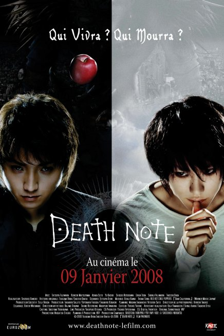 Critique de Critique de Death Note, le film, le film