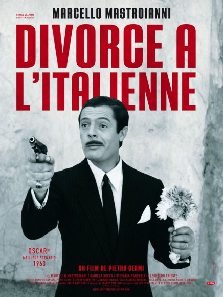 Critique du film Divorce à l'italienne