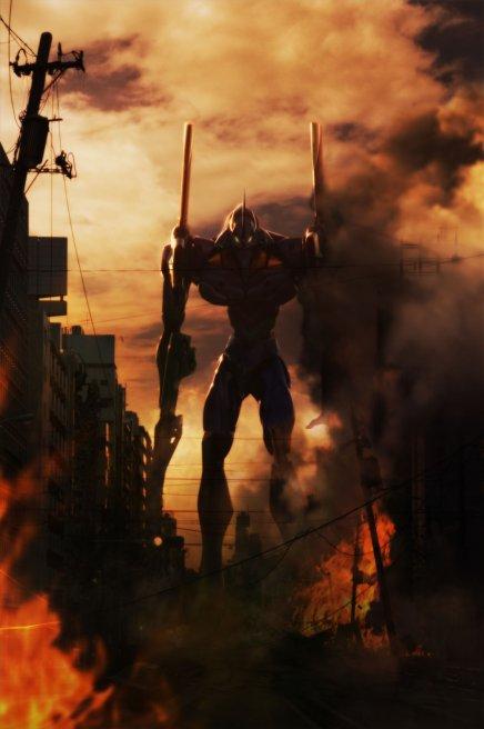 Evangelion 2.0 premier au box-office japonais