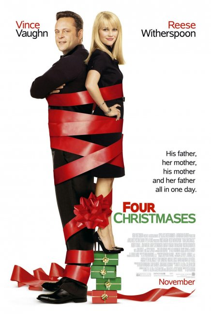 Bande-Annonce : Four Christmas