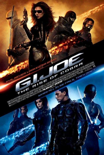 G.I. Joe : nouvelle affiche internationale !