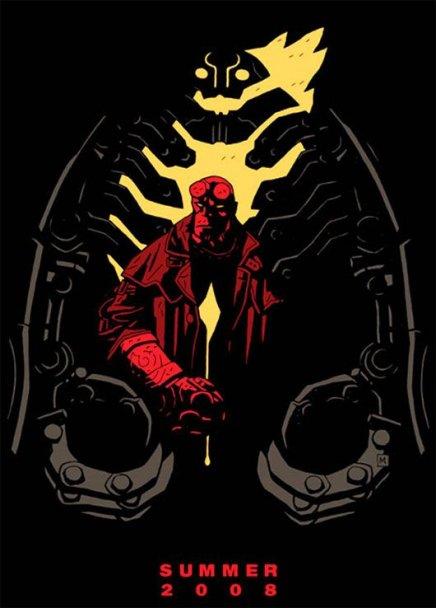 Hellboy 2 : le site !