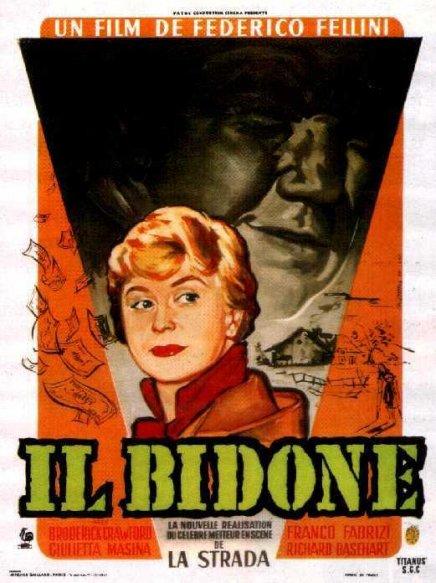 Critique du film Critique du film Il Bidone