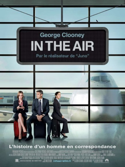 Critique de Critique de In the Air de Jason Reitman de Jason Reitman
