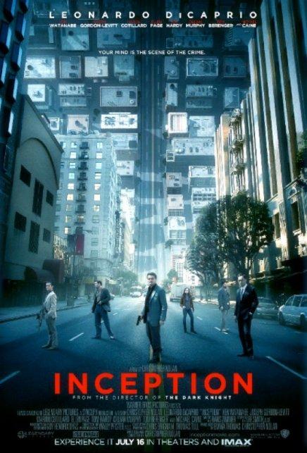 Inception : le synopsis officiel révélé