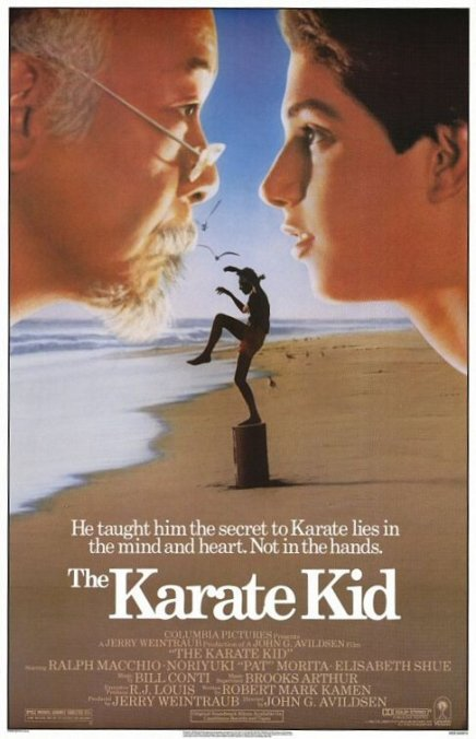 Jackie Chan dans le remake de Karate Kid