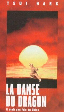 Il était une fois en Chine IV: la Danse du dragon affiche