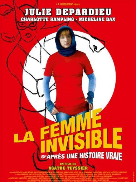 Critique du film La femme invisible avec Julie Depardieu et Charlotte Rampling