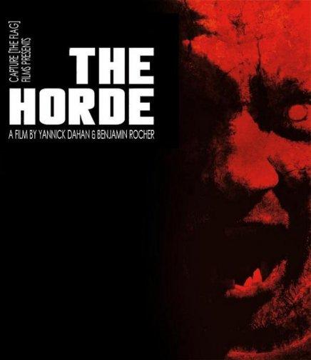 Un avant-goût de La Horde de Yannick Dahan de Yannick Dahan