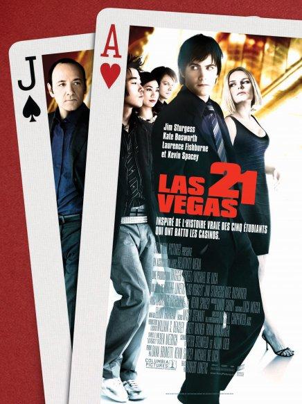 Las Vegas 21 déjà en DVD et Blu-ray