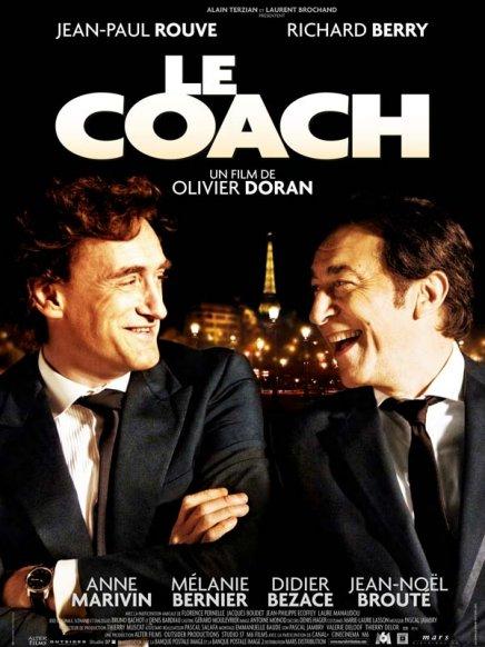 Critique du film Le coach avec Jean-Paul Rouve et Richard Berry