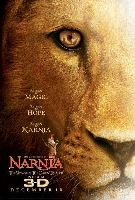 Les Chroniques de Narnia Chapitre 3 : la bande-annonce !